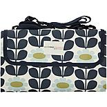 Olive and Orange by Orla Kiely Picnic Rug