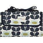 image of Olive and Orange by Orla Kiely Picnic Rug