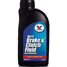 image of Valvoline Brake Fluid Dot 4 500ml