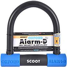 image of Oxford Alarm D Scooter U Lock