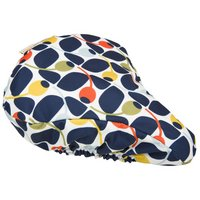 Orla Kiely Saddle Cover - Olive