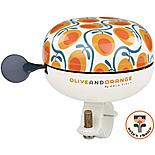 Olive and Orange by Orla Kiely Bike Bell