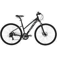 "image of Carrera Crossfire 2 Womens Hybrid Bike - 16"", 18"" Frames"
