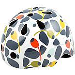 Olive and Orange by Orla Kiely Womens Bike Helmet (54-58cm)