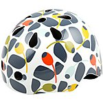 image of Orla Kiely Womens Bike Helmet (54-58cm)
