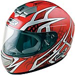 image of Box Web Motorcycle Helmet