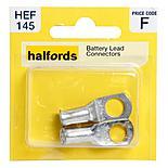 Halfords Battery Lead Connectors (HEF145)