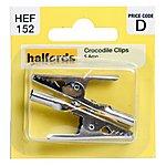 image of Halfords Crocodile Clips
