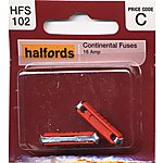image of Halfords Continental Fuses 16 Amp