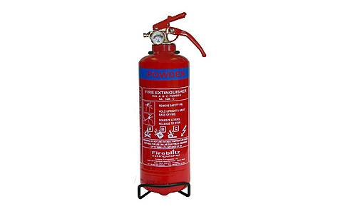 image of Fireblitz FBP1 1Kg ABC Dry Powder Fire Extinguisher