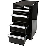 image of Halfords 4 Drawer Side Cabinet 15""