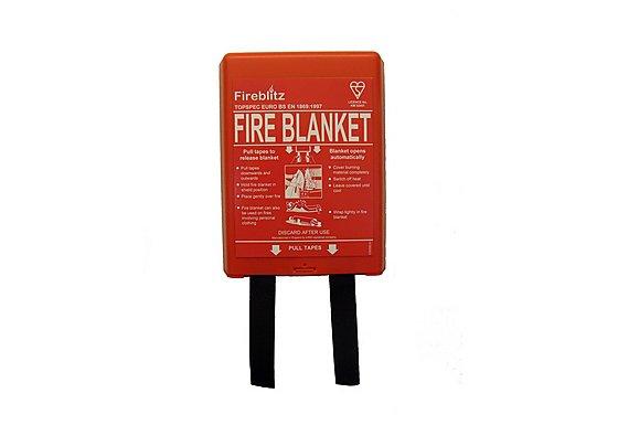Fireblitz FBB110 HP Woven Fibreglass Fire Blanket