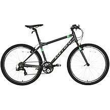 image of Carrera Parva Silver Mens Hybrid Bike