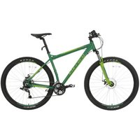 "Carrera Sulcata Green Mens Mountain Bike - 20"""