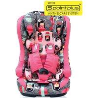 Cosatto Hubbub Child Car Seat - Kokeshi Smile