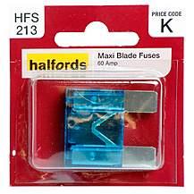 image of Halfords Maxiblade 60 Amp