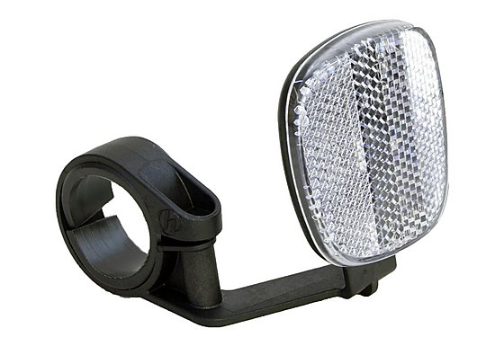 Halfords Front Bike Reflector