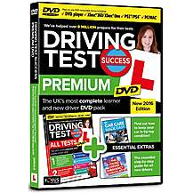 image of Driving Test Success All Tests Premium 2016 Edition DVD