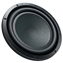 image of Sony XS-GSW121D Coil Subwoofer