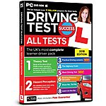 image of Driving Test Success All Tests 2016 Edition PC
