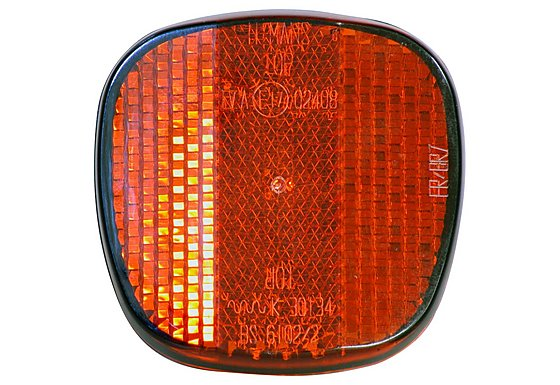 Halfords Rear Bike Reflector