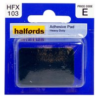 Halfords Heavy Duty Adhesive Pad (HFX103)