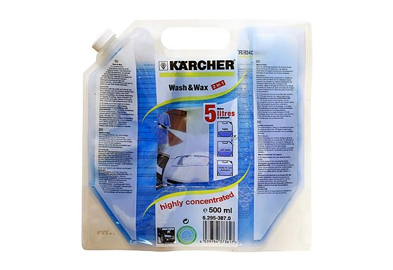 Karcher Wash and Wax 2 in 1 500ml