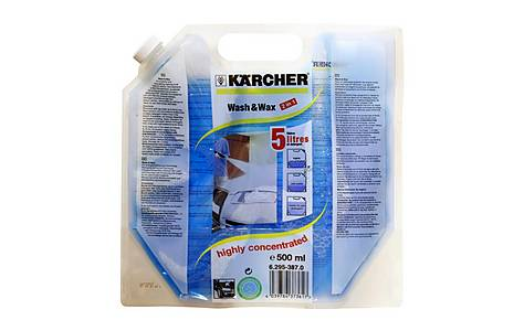 image of Karcher Wash and Wax 2 in 1 500ml