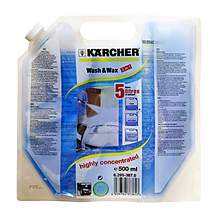 image of Karcher Concentrated Wash and Wax 2 in 1 500ml