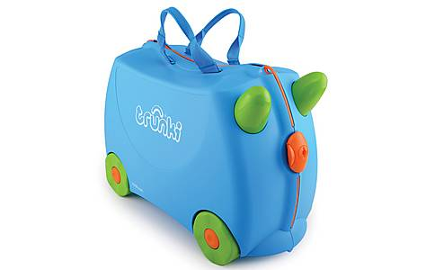 image of Trunki Terrance Ride on Suitcase