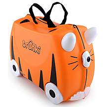image of Trunki Tipu Tiger Ride on Suitcase
