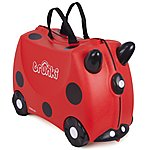 image of Trunki Harley Ride on Suitcase