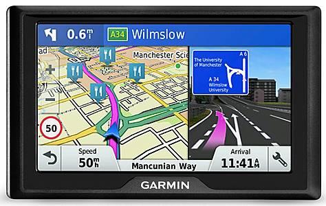 "image of Garmin Drive 50LM 5"" Sat Nav with UK, Ireland & Western Europe Maps"