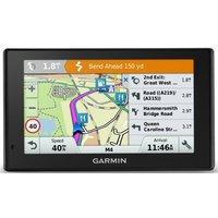 "Garmin DriveSmart 50LM 5"" Sat Nav with UK, Ireland & Western Europe Maps"