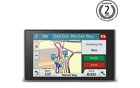 "image of Garmin DriveLuxe 50LMT-D EU 5"" Premium Sat Nav with UK, Ireland & Full Europe Maps"