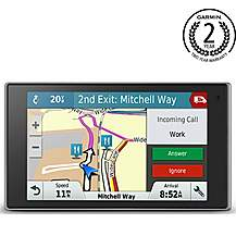 "image of Garmin DriveLuxe 50LMT-D EU 5"" Premium Sat Nav with UK, Ireland and Full Europe Maps 2016"