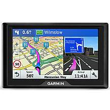 "image of Ex Display Garmin Drive 50LM 5"" Sat Nav with UK, Ireland and Western Europe Maps"