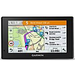 "image of Ex Display Garmin DriveSmart 50LMT-D 5"" Sat Nav with UK, Ireland and Western Europe Maps"