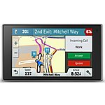 "image of Ex Display Garmin DriveLuxe 50LMT-D EU 5"" Premium Sat Nav with UK, Ireland and Full Europe Maps"