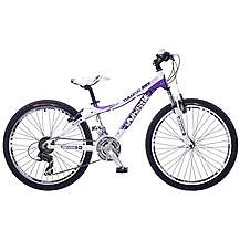 image of Whistle Tulukai Kids Mountain Bike - 24""