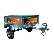 image of Erde 102 Car Trailer