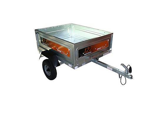 Erde 122 Car Trailer