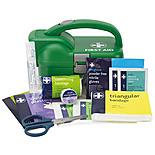 Halfords First Aid and Torch Kit
