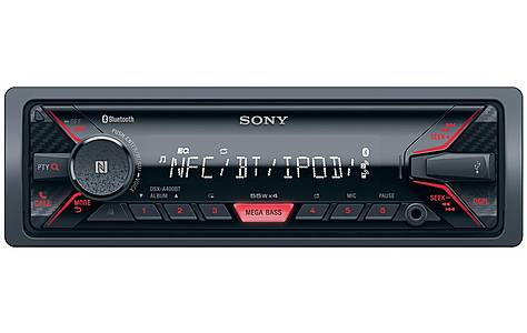 image of Sony DSX-A400BT Car Stereo with Bluetooth