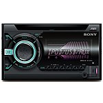 image of Sony WX-800UI Double Din Car Stereo