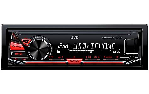 image of JVC KD-X230 Car Stereo