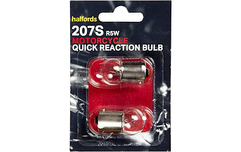 image of Halfords Bike It Motorcycle Bulb HMB207QR