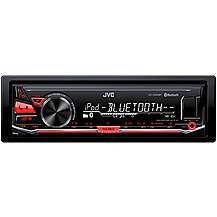 image of JVC KD-X330BT Bluetooth Car Stereo