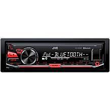 image of JVC KD-X330BT Bluetooth Car Stereo
