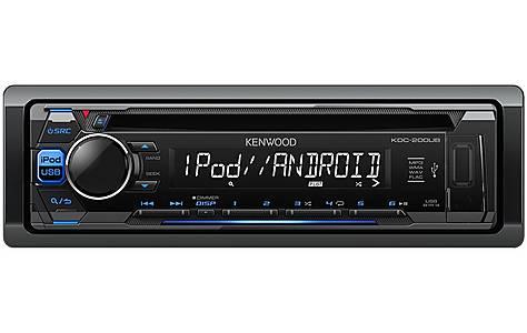 image of Kenwood KDC-200UB Car Stereo